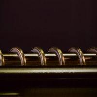 магнитные колечки на гардине :: Denis Bazaroff