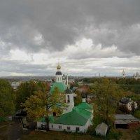 Вид с башни! :: Владимир Шошин
