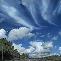 Дорога на Север :: Константин Беляев