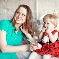 Папино счастье :: Наташа Родионова