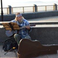 уличный музыкант :: Светик Ногих