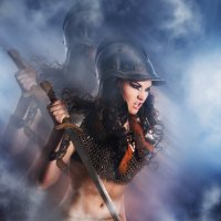 Богиня войны :: Юлия Хапугина