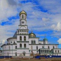 Воскресенский Ново-Иерусалимский монастырь. :: юрий макаров