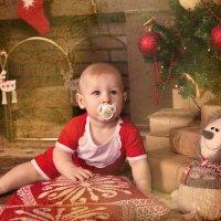 маленький Санта :: Леся Тихонова