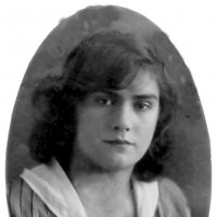 Маме 20 лет. 1933г. :: Олег Афанасьевич Сергеев