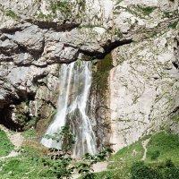 Водопад :: Александр Ханин