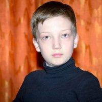 Сын Андрей. :: Сергей Адигамов