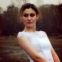 в белом..)) :: Кристина Назарова