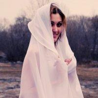 и снова в белом..)) :: Кристина Назарова