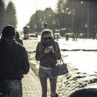 Незнакомка :: Сергей Коваленко