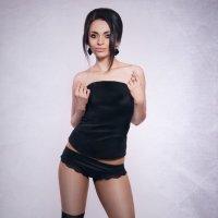 коррекция и ретушь модели :: Veronika G