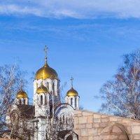 Монумент славы :: Александр Малышев