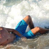 море, солнце, белый песок :: Кирилл Антропов