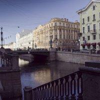 канал Грибоедова :: ник. петрович земцов