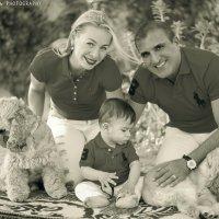 семейство :: Nataliia Zhaglova