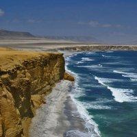Пустынный берег :: Irina -