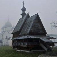 Суздаль. Утро :: Дмитрий Близнюченко