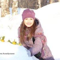 orange :: Ирина Ахмадуллина