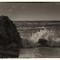 Волна и камень :: susanna vasershtein