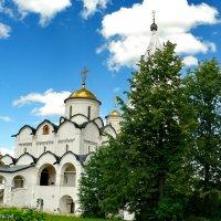 Покровский собор. XV в. г.Суздаль. :: Анатолий Борисов