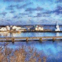 Залив :: Михаил Николаев