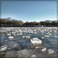 Первый лёд. :: Николай Емелин