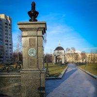 Военное Братское  кладбище 1914--1918 гг. :: Nonna