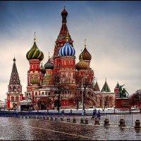 Собор Василия Блаженного :: Игорь Иванов