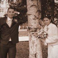 Алена и Илья :: Эдуард Монахов