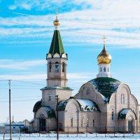 Родная церковь! :: Светлана Шаповалова
