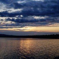 Ангара закатная. :: Rafael