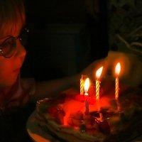 День рождения... :: виктор омельчук