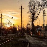 Вечер на Кузнечной :: Константин Бобинский