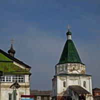 Никольская церковь (г. Балахна) :: Павел Зюзин