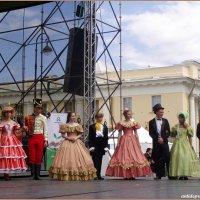 Начала бала посвященному Пушкину :: vadim