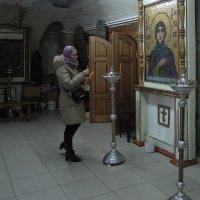 Молитва :: Владимир Воробьев