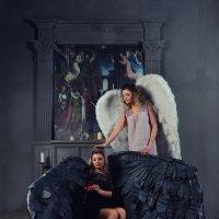 Ангел и демoн :: Павел Генов