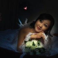 Невеста :: Владимир Цхай