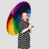 Зонтик :: Анастасия Лебедовских