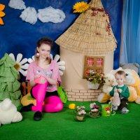 Детишки :: Анастасия Лебедовских