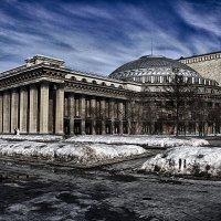Оперный театр :: Аркадий Медников