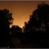 Ночное рандеву :: Валерий Викторович РОГАНОВ-АРЫССКИЙ