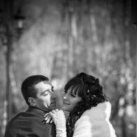 Анастасия и Сергей  28.03.2014 :: Виталий Левшов
