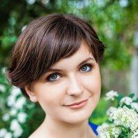 Прическа и макияж для фотосессии :: Татьяна Тея