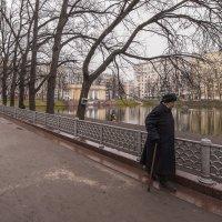 Одиночество :: Борис Гольдберг
