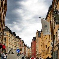 Старый город Стокгольм... :: Игорь Липинский