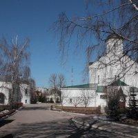 Женский монастырь :: Михаил Антонов