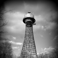 Гиперболоидная водонапорная башня в Черкассах :: Svetlana Kravchenko