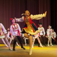 "Танцует ""Радость"" :: Анастасия Богатова"