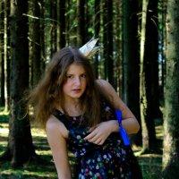 Лесная принцесса :: Катерина Никитина